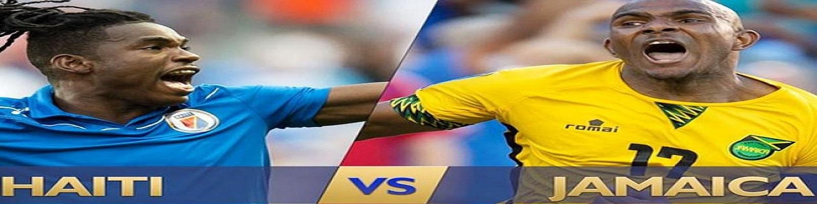 Russie 2018 : Haïti vs Jamaïque